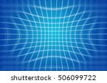 blue virtual reality vr texture | Shutterstock . vector #506099722