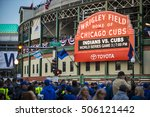 chicago october 2016 chicago... | Shutterstock . vector #506121442