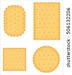 a biscuit vector | Shutterstock .eps vector #506132206