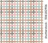 ethnic boho seamless pattern....   Shutterstock .eps vector #506182906