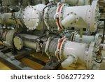 under installation of indoor... | Shutterstock . vector #506277292