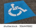 Universal Sign For Handicap...
