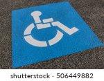 Universal Sign For Handicap...