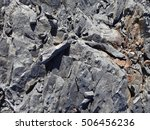 Volcanic Rock With Minerals In...