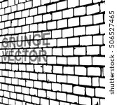 Brick Wall With Diminishing...