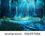 3d illustration  3d rendered... | Shutterstock . vector #506597086