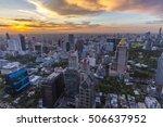 bangkok   thailand 10 jan 2016 ... | Shutterstock . vector #506637952