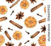 Christmas Spices  Cinnamon ...