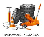 car service | Shutterstock .eps vector #506650522