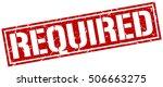 required. grunge vintage... | Shutterstock .eps vector #506663275