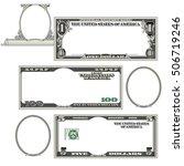 stylized money with plenty of...   Shutterstock .eps vector #506719246
