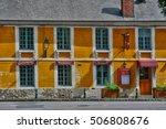 saint wandrille rancon  france  ... | Shutterstock . vector #506808676