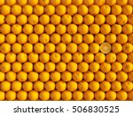 Orange Fruit Background. 3d...