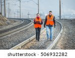Railroad Workers Maintaing...