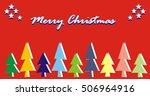 christmas card   Shutterstock .eps vector #506964916