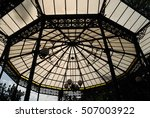 wrought iron   band stand | Shutterstock . vector #507003922