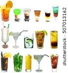 cocktail | Shutterstock . vector #507013162