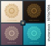 Ethnic Vector Pattern Mandala...