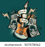 music design   rock and roll...