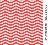 wave pattern. | Shutterstock . vector #507115732