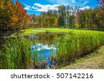concept of recreational tourism.... | Shutterstock . vector #507142216