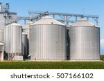 Agricultural Silo   Building...