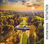 last sunrays over ferdinand's... | Shutterstock . vector #507167626