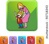 toddler | Shutterstock .eps vector #50718343