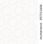 vector seamless pattern with...   Shutterstock .eps vector #507211606