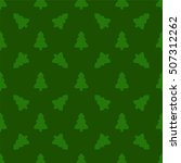 pattern for wrapping paper.... | Shutterstock . vector #507312262