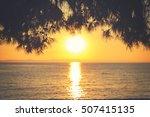 summer background.  | Shutterstock . vector #507415135