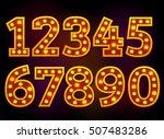 light font | Shutterstock .eps vector #507483286