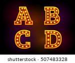 light font | Shutterstock .eps vector #507483328