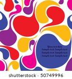 vector background. | Shutterstock .eps vector #50749996