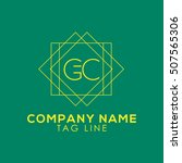 gc logo  | Shutterstock .eps vector #507565306