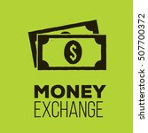 money exchange icon   Shutterstock .eps vector #507700372