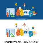 concept of illustration  ... | Shutterstock .eps vector #507778552