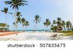 phu quoc island  kien giang ... | Shutterstock . vector #507835675