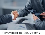 business handshake | Shutterstock . vector #507944548