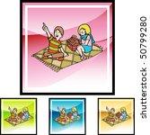picnic | Shutterstock .eps vector #50799280
