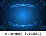 vector abstract background... | Shutterstock .eps vector #508036978
