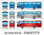 vector bus   front   back  ...