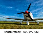 light aircraft | Shutterstock . vector #508192732