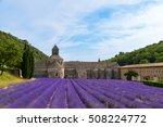 an ancient monastery abbaye... | Shutterstock . vector #508224772