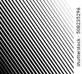 black slanting lines. vector... | Shutterstock .eps vector #508235296
