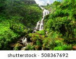 """thac Bac"" Silver Waterfall In..."