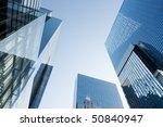 skyscrapers   Shutterstock . vector #50840947