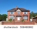 Traditional English Red Brick...