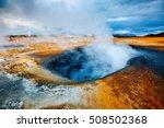Ominous View Geothermal Area...
