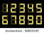 Vector Digit Numbers